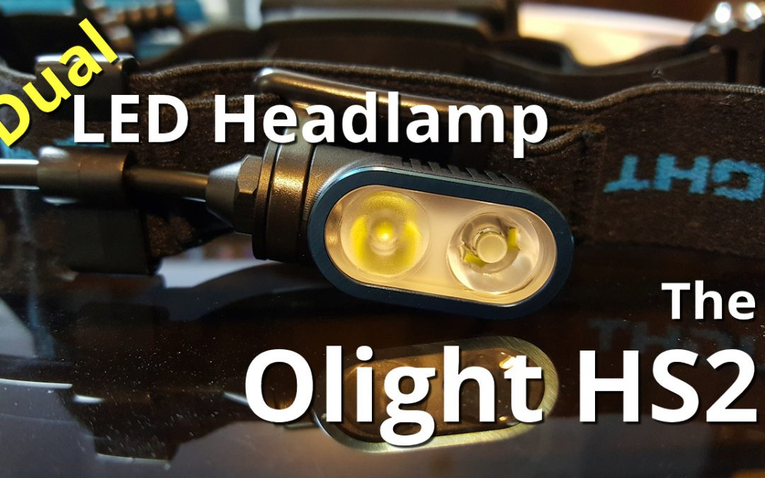 Olight HS2 Dual LED Headlamp Review