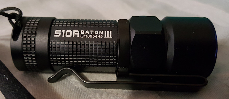 Olight S10R III Baton's Surprising Performance – Flashlight Review